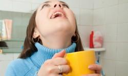 Применение прополиса для полоскания горла