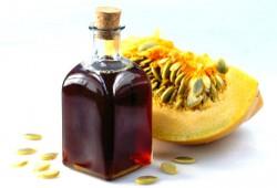 Тыквенное масло против паразитов
