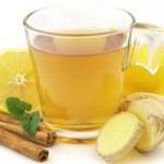 Имбирь, лимон и мед для очищения сосудов