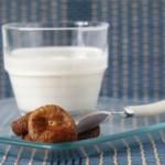 Инжир с молоком от кашля