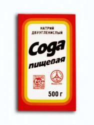 Сода при насморке